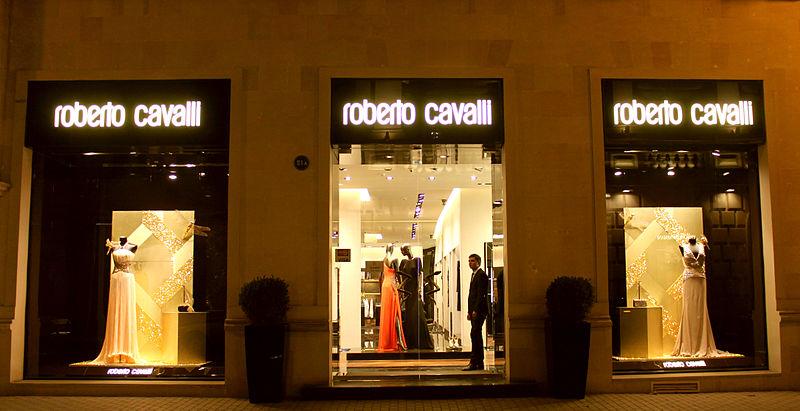 roberto cavalli, Roberto Cavalli è stato acquisito da un fondo arabo, BorsaMagazine.it