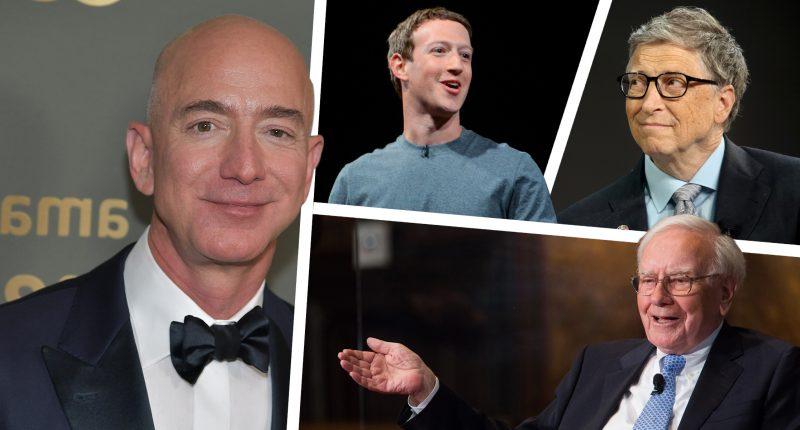 , Uomini più ricchi al mondo: ecco la TOP 5, BorsaMagazine.it, BorsaMagazine.it